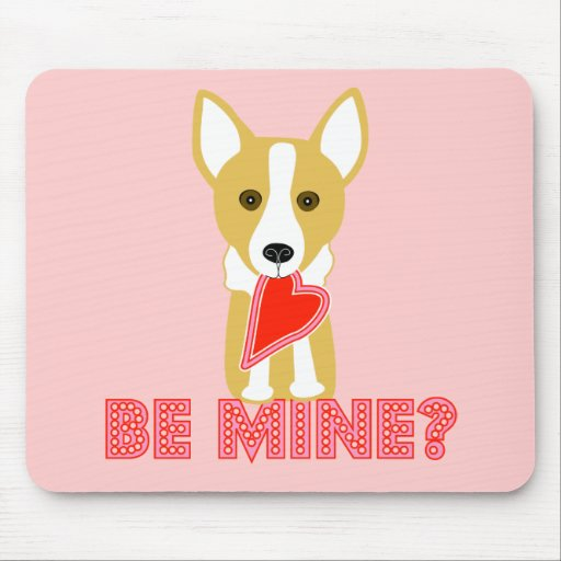 Be Mine? Mouse Mats