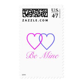 Be Mine Postage