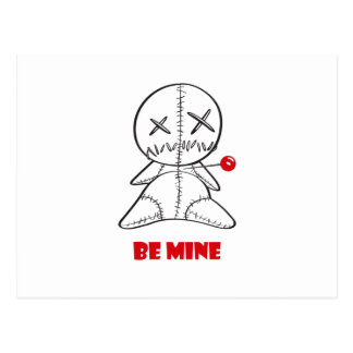 Be Mine Postcard