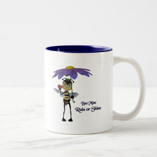 Be Mine Rain Or Shine Mug
