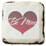 be mine square brownie