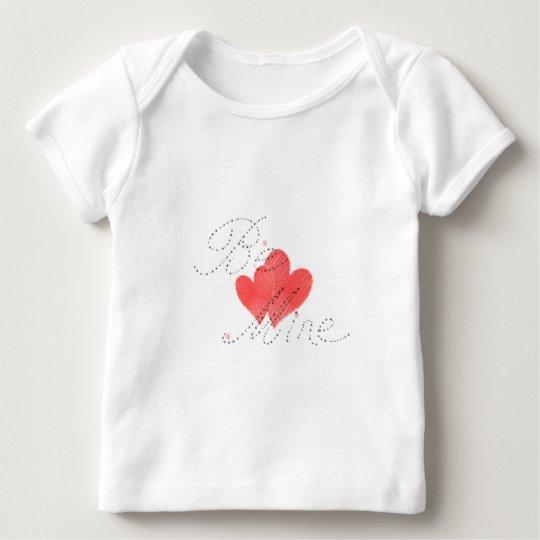 Be Mine Valentine Baby T-Shirt