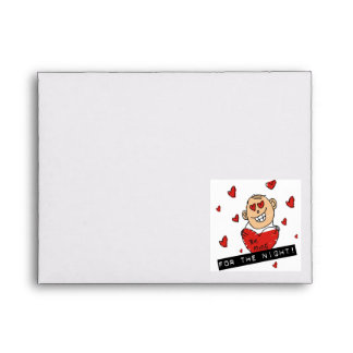 Be Mine Valentine Envelopes
