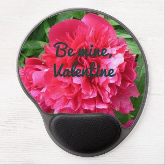 be mine,valentine gel mousepad