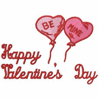 Be Mine Valentine Heart Balloons Customizable Tees