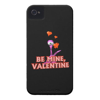 Be Mine Valentine iPhone 4 Case-Mate Cases