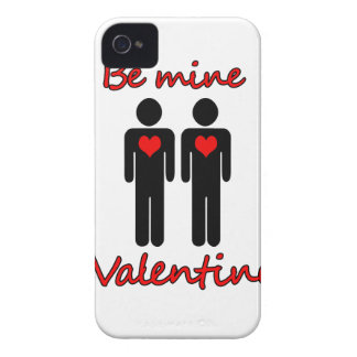 Be mine Valentine iPhone 4 Cover