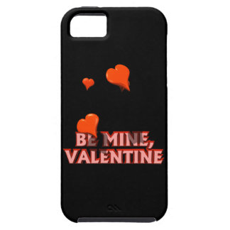 Be Mine Valentine iPhone 5 Covers