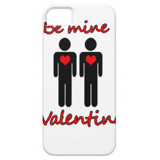 Be mine Valentine iPhone SE/5/5s Case