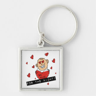 Be Mine Valentine Keychains
