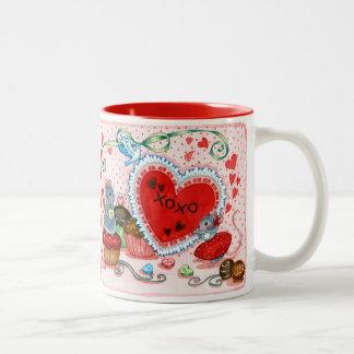 Be Mine - Valentine Mouse Mug