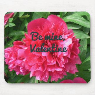 be mine,valentine mousepads