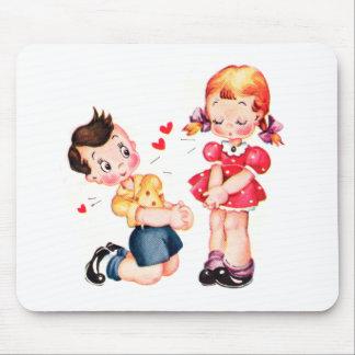 Be Mine - Valentine Mouse Pad