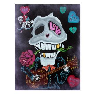 Be Mine Valentine Postcard