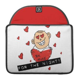 Be Mine Valentine Sleeve For MacBook Pro