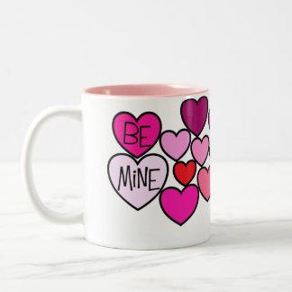 Be Mine Valentine's Day Mug