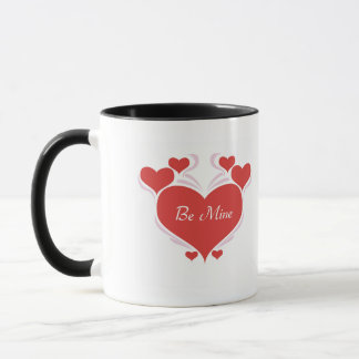 Be Mine Valentines Day Mug