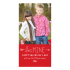 Be Mine | Valentine's Day Photo Cards