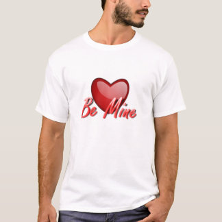 Be Mine! with heart TShirt