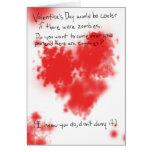 Be Mine,  Zombie Valentine Greeting Cards