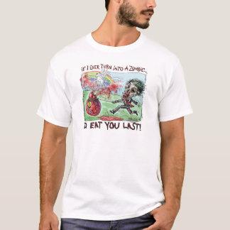 Be Mine Zombie Valentine T-Shirt