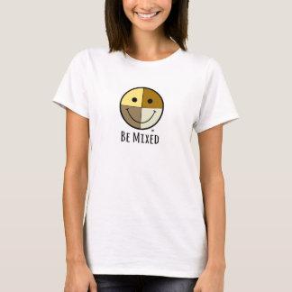 Be Mixed - Smiley Face T-Shirt