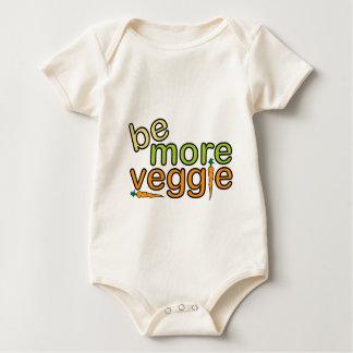 Be More Veggie Baby Bodysuit