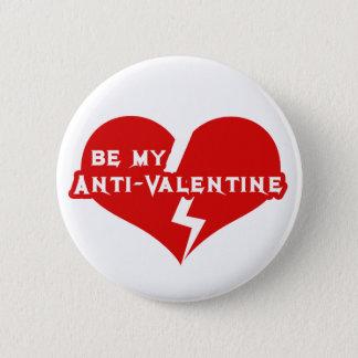 Be my Anti-Valentine Button