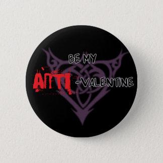 Be My ANTI-Valentine Pin