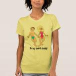 Be my beach buddy t shirts