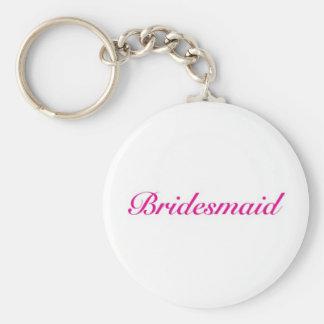 Be my bridesmaid keychain