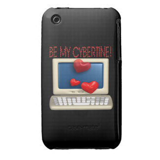 Be My Cybertine iPhone 3 Case-Mate Cases