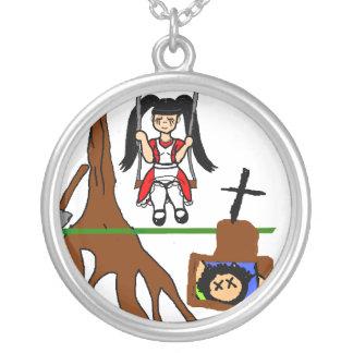 Be My Friend Custom Necklace