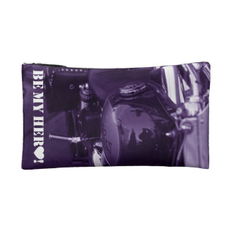 Be My Purple Passion Cosmetic bag