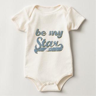 Be my Star Baby Bodysuit