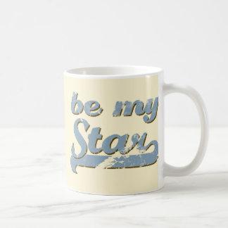 Be my Star Coffee Mug
