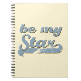 Be my Star Notebook