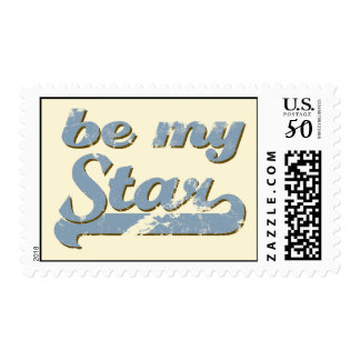 Be my Star Postage