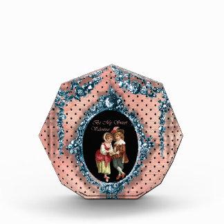 Be My Sweet Valentine Acrylic Award