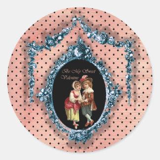 Be My Sweet Valentine Sticker