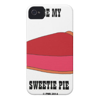 Be My Sweety Pie Case-Mate iPhone 4 Cases