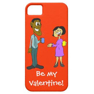 Be my Valentin iPhone SE/5/5s Case
