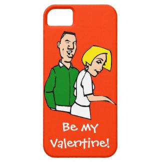 Be my Valentine 2 iPhone SE/5/5s Case