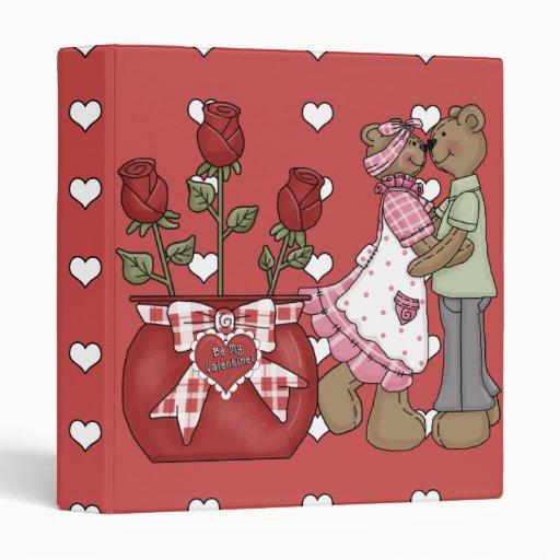 Be My Valentine! Binders