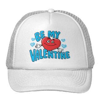 BE MY VALENTINE (Blue) Trucker Hat