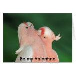 Be my Valentine Cards