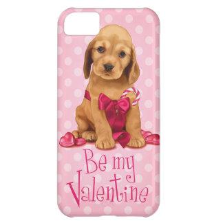 Be My Valentine Cocker Spaniel iPhone 5C Covers