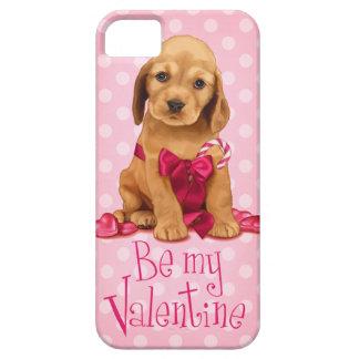Be My Valentine Cocker Spaniel iPhone SE/5/5s Case