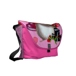 Be My Valentine Courier Bag