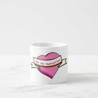 Be My Valentine Espresso Cup